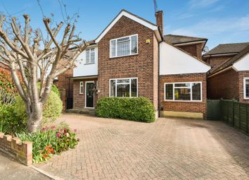 Thumbnail 4 bedroom detached house for sale in Ray Lea Road, Maidenhead