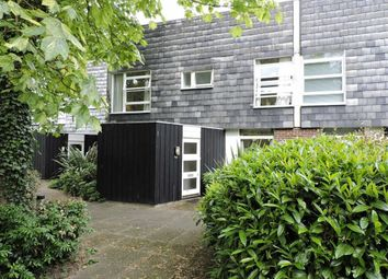Thumbnail 3 bed terraced house for sale in Weymede, Byfleet, Surrey