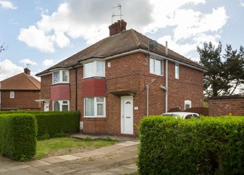 Thumbnail 3 bed semi-detached house for sale in Danesfort Avenue, York