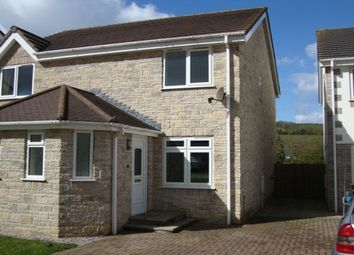 Thumbnail 2 bed property to rent in Manor Gardens, Millbrook, Torpoint