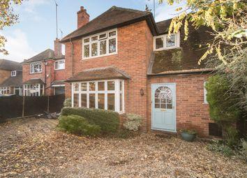 Thumbnail 4 bedroom semi-detached house to rent in Kentwood Hill, Tilehurst, Reading