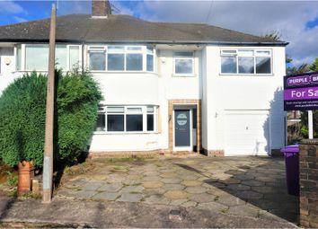 Thumbnail 4 bedroom semi-detached house for sale in Colindale Road, Liverpool
