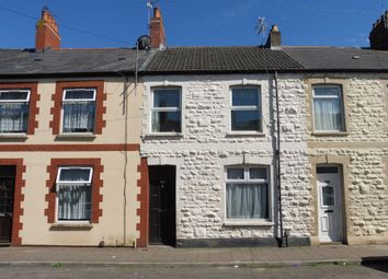 Thumbnail 3 bed terraced house for sale in Pearl Street, Roath, Cardiff