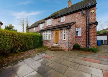Thumbnail 3 bed semi-detached house for sale in Barns Place, Hale Barns, Altrincham, Cheshire