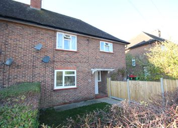 Thumbnail 1 bed maisonette to rent in Foxburrows Avenue, Guildford