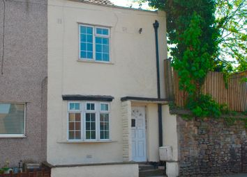 Thumbnail 2 bedroom end terrace house for sale in Clouds Hill Road, St George, Bristol