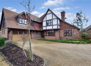 Thumbnail 5 bed detached house for sale in Hart Lane, Harvel, Meopham, Kent