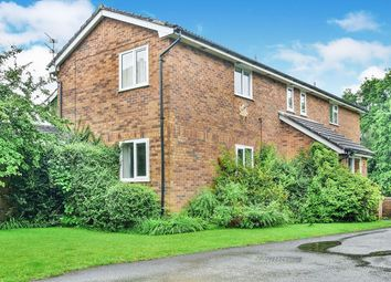 Thumbnail 1 bed flat to rent in Heatherfield Court, Wilmslow