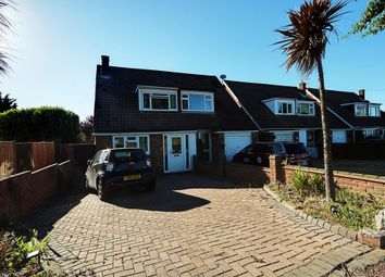 Thumbnail 2 bed semi-detached house for sale in Wakering Road, Shoeburyness, Southend-On-Sea