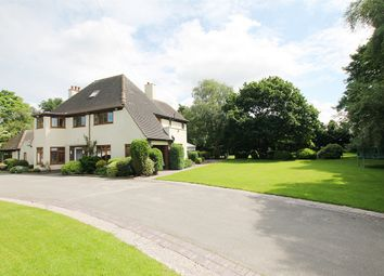 Thumbnail 5 bedroom detached house for sale in Ballinacross, Warrington Road, Cheshire
