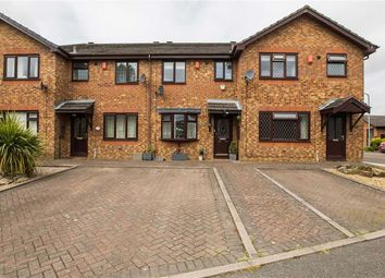 Thumbnail 2 bed town house for sale in Barracks Way, Leek