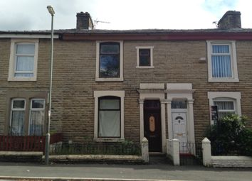 Thumbnail 3 bed terraced house for sale in Perry Street, Darwen