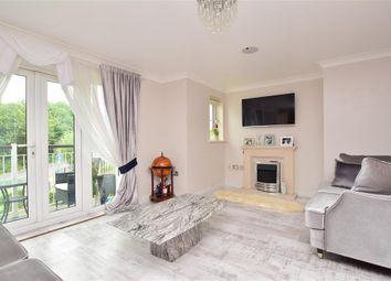 Thumbnail 2 bedroom flat for sale in Ingram Close, Larkfield, Aylesford, Kent
