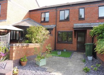 Thumbnail 2 bed terraced house to rent in Lammas Walk, Warwick