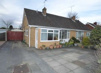 Thumbnail 2 bedroom semi-detached bungalow for sale in Arrowsmith Drive, Alsager, Stoke-On-Trent