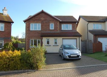 Thumbnail 4 bed detached house to rent in Close Corlett, Peel, Isle Of Man
