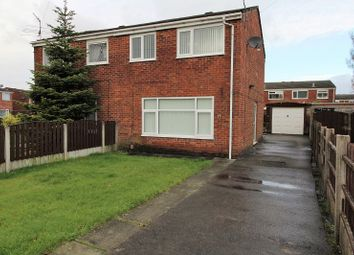 Thumbnail 3 bed semi-detached house to rent in Albrighton Crescent, Lostock Hall, Preston
