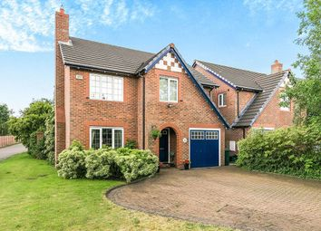 Thumbnail 4 bed detached house for sale in The Holkham, Vicars Cross, Chester