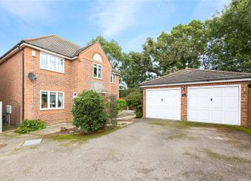 Thumbnail 4 bed detached house for sale in Appleby Drive, Langdon Hills, Essex