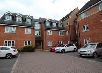 Thumbnail 1 bed flat to rent in Holland Close, Loughborough