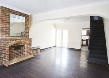 Thumbnail 4 bed end terrace house to rent in Findon Road, London