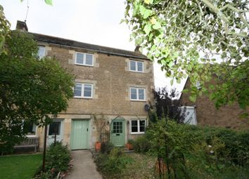 Thumbnail 3 bed terraced house for sale in West Street, & Plot Wood Road, Kings Cliffe, Cambridgeshire