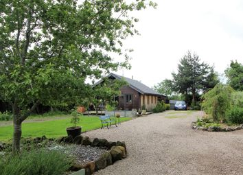 Edgerley, Oswestry SY10. 1 bed lodge for sale
