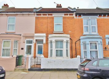 Thumbnail 2 bed terraced house for sale in Oliver Road, Southsea