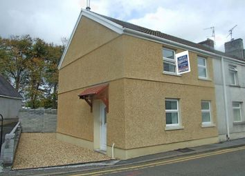 Thumbnail 2 bed end terrace house for sale in Bryngwyn Road, Dafen, Llanelli