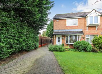 Thumbnail 3 bed semi-detached house for sale in Sunadale Close, Bolton