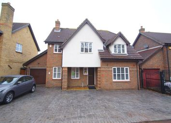 Thumbnail 4 bed detached house to rent in Elder Close, Sidcup