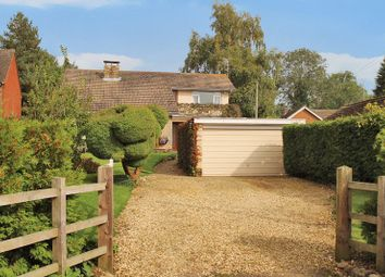 Thumbnail 5 bed detached house for sale in Chapel Lane, Walton, Lutterworth