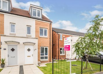 Thumbnail 3 bedroom semi-detached house for sale in Deepdale Avenue, Stockton-On-Tees