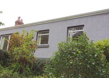 3 bed semi-detached bungalow for sale in Newtown, Ammanford, Carmarthenshire. SA18