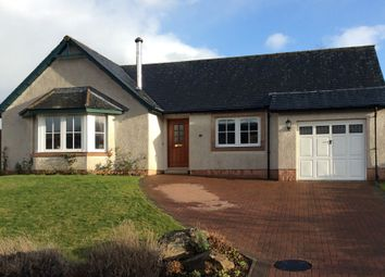 Thumbnail 4 bed detached bungalow for sale in Burns Brae, Aberfeldy