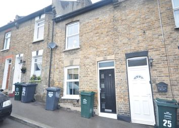 Thumbnail 2 bedroom terraced house to rent in Providence Street, Greenhithe