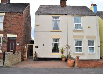 2 bed semi-detached house for sale in Danesby Rise, Denby DE5