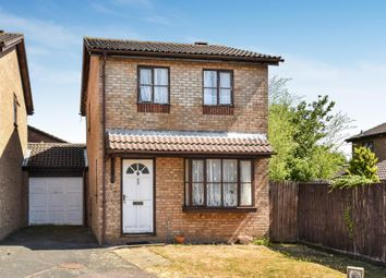 Thumbnail 3 bed detached house for sale in Beckdale Close, Greenwood Homes, Bicester