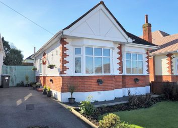 Thumbnail 2 bed detached bungalow for sale in Pengelly Avenue, Northbourne, Bournemouth