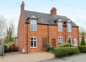 Thumbnail 2 bed end terrace house for sale in Back Lane, Walgherton, Nantwich