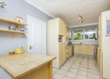 Thumbnail 4 bed detached house for sale in Sherborne Avenue, Wigston, Leicestershire