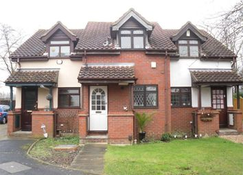 Thumbnail 1 bed terraced house for sale in Marsworth Close, Hayes, Middlesex