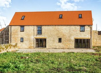 Thumbnail 4 bed barn conversion for sale in Mansfield Road, Creswell