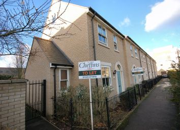 Thumbnail 3 bed end terrace house to rent in Simpers Walk, New Street, Cambridge