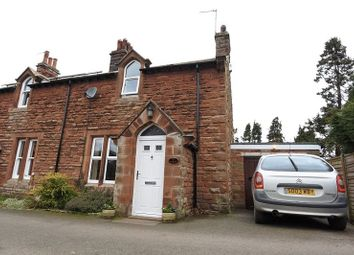 Thumbnail 3 bed semi-detached house for sale in Station Road, Dalston, Carlisle