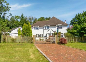 Thumbnail 5 bed detached house for sale in The Downs, St Nicholas, Cardiff, South Glamorgan