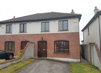 Thumbnail 3 bed semi-detached house for sale in 63 Coney Park, Coneyboro, Athy, Kildare