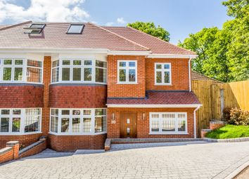 Thumbnail 5 bedroom semi-detached house for sale in Abbotsford Gardens, Woodford Green