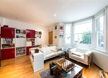 Thumbnail 3 bed flat for sale in Huddleston Road, London