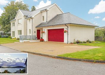Thumbnail 5 bed detached house for sale in Benvoullin Gardens, Oban